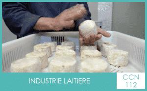 CCN 112 Industrie laitière - My Convention Collective CFTC-CSFV