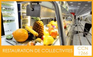 CCN 1266 Restauration de collectivités - My Convention Collective CFTC-CSFV