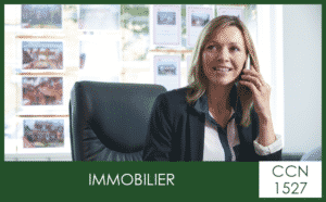 CCN 1527 Immobilier - My Convention Collective CFTC-CSFV