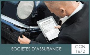 CCN 1672 Sociétés d'assurance - My Convention Collective CFTC-CSFV