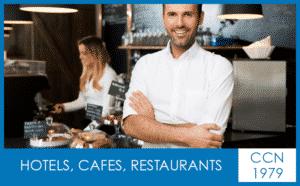 CCN 1979 Hôtels cafés restaurants - My Convention Collective CFTC-CSFV