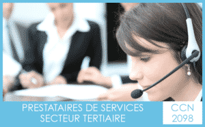 CCN 2098 Prestataires de services secteur tertiaire - My Convention Collective CFTC-CSFV