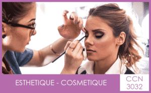 CCN 3032 Esthétique cosmétique - My Convention Collective CFTC-CSFV