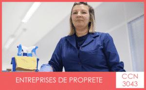 CCN 3043 Entreprises de propreté - My Convention Collective CFTC-CSFV